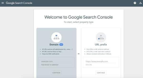 Trung tâm Tìm kiếm của Google: Google Search Console